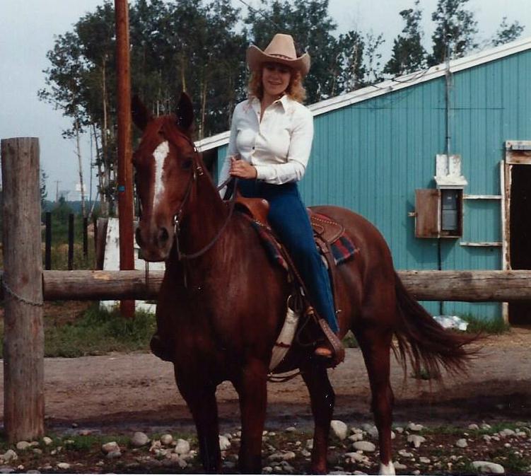 Bonnie Rodeo Parade 1982
